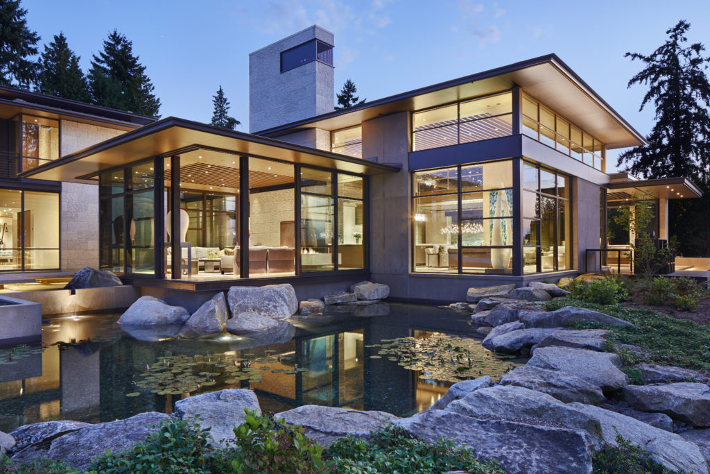 The Point Residence